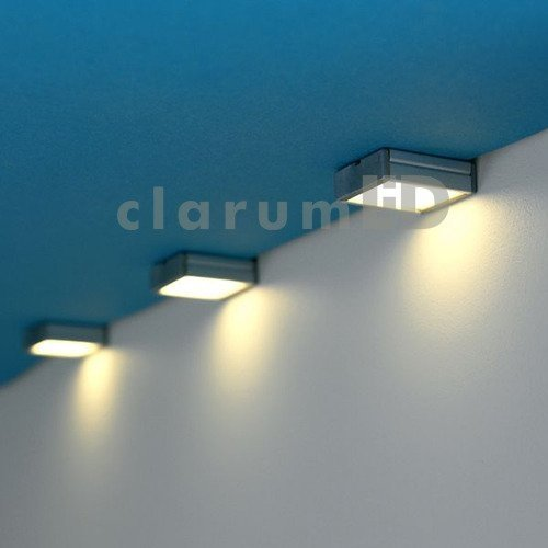 Profil LED WIDE24 G/W 1000 alu. sur.