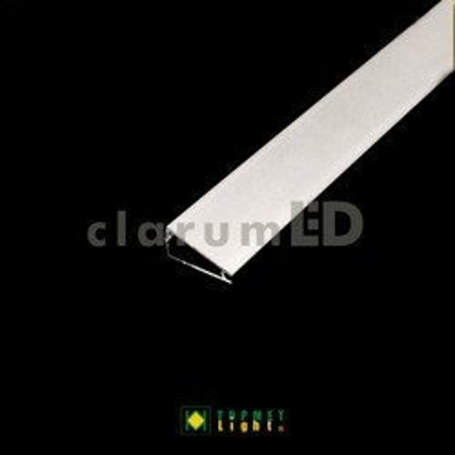 Osłona LED STEP10 2000 anod.