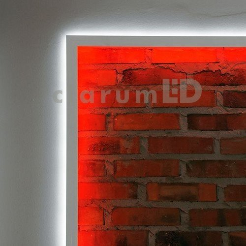 Profil LED BACK10 A/UX 2000 anod.